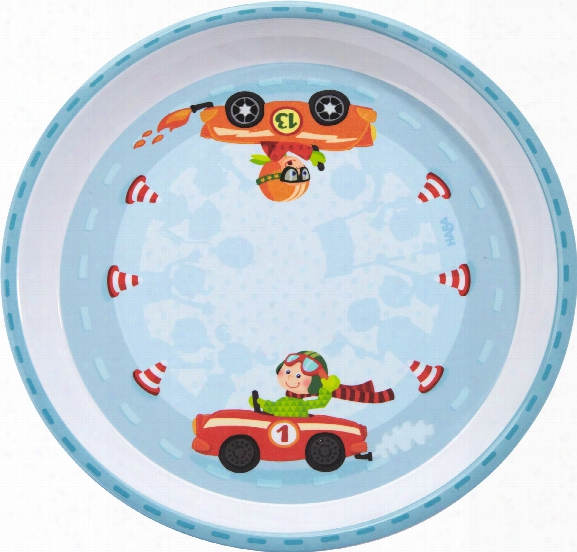 Haba Zippy Cars Plate