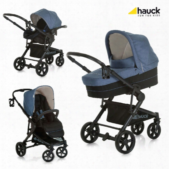 Hauck Atlantic Plus Trio Set