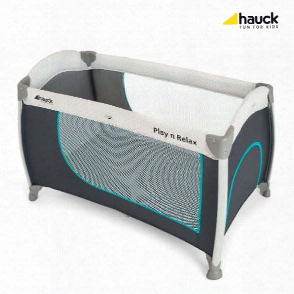 Hauck Travel Cot Play And Relax