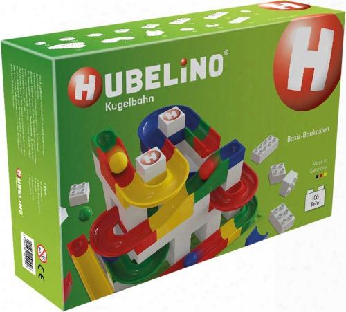 Hubelino Ball Track Basic Building Set