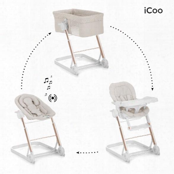 Icoo Grow With Me 1-2-3