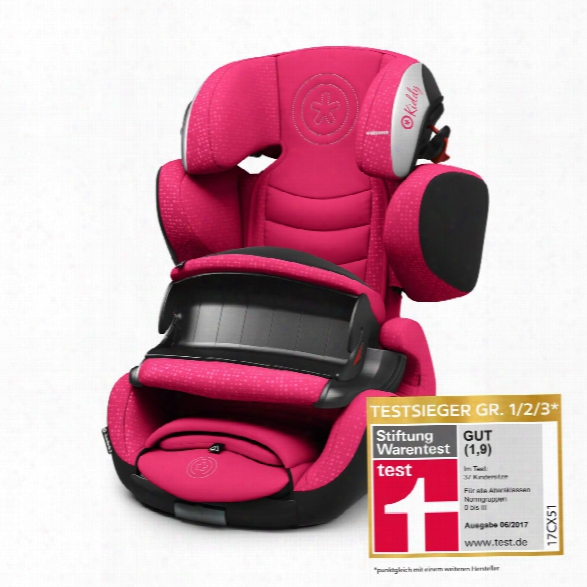 Kiddy Child Car Seat Guardianfix 3
