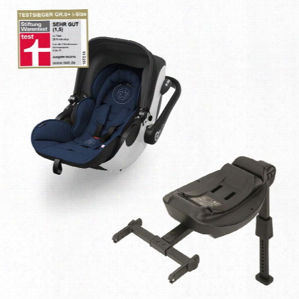 Kiddy Infant Car Seat Evo-luna I-size Including Kiddy Isofix Base 2