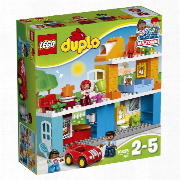 Lego Duplo Family Home