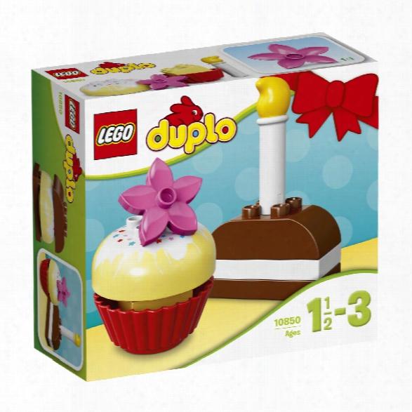 Lego Duplo My First Birthday Cake