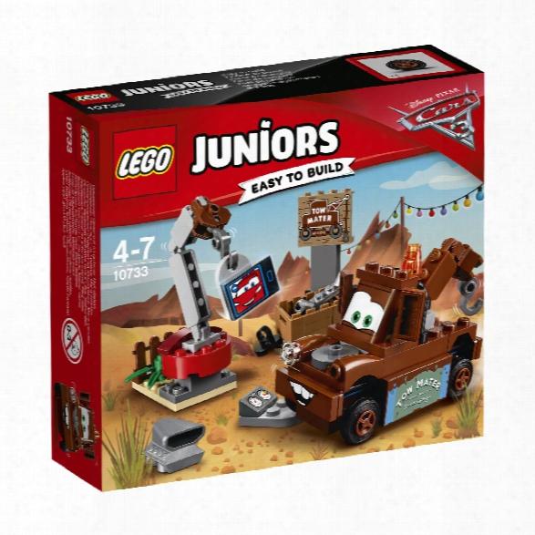 Lego Juniors Mater�s Junkyard