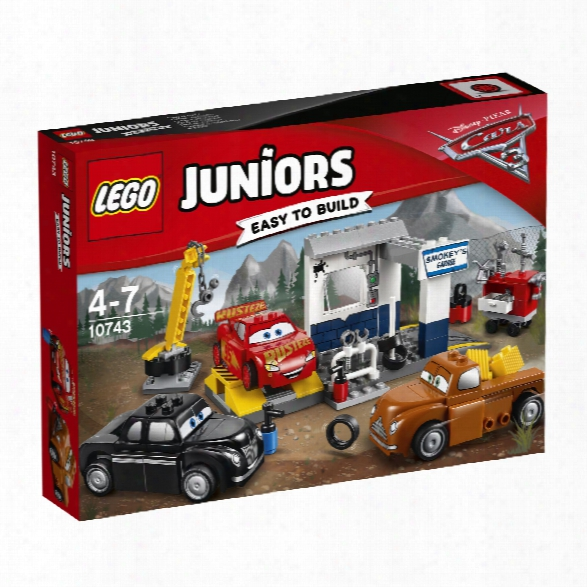 Lego Juniors Smokeys Garage