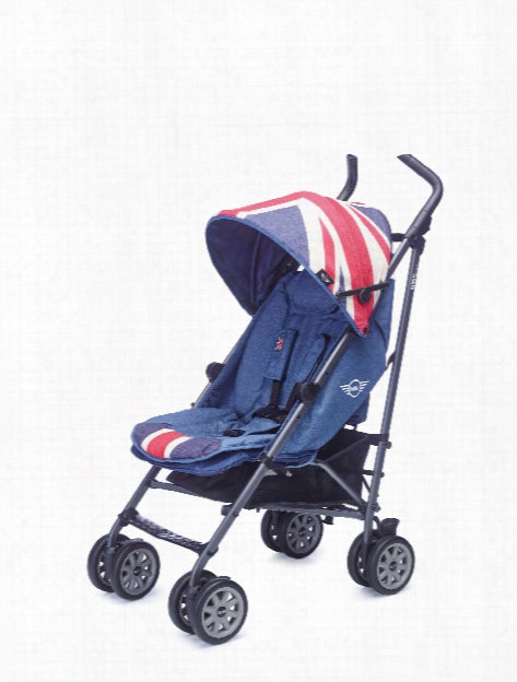 Mini By Easywalker Buggy Union Jack