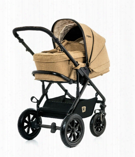 Moon Multi-functional Pram Lusso Including Carrycot