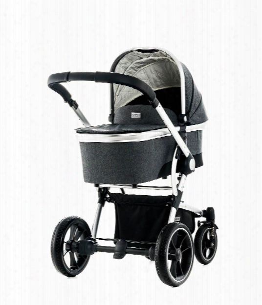 Moon Multi-functional Stroller Cool With Aluminium Carrycot