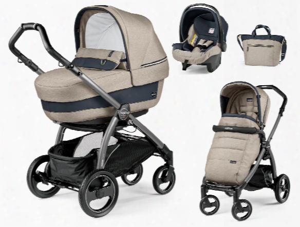 Peg-perego Buggy Set Book S Modular Set Elite