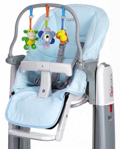 Peg-perego Kit Tatamia Seat Cover With Play Bar