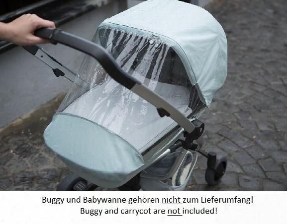 Quinny Zapp Rain Cover