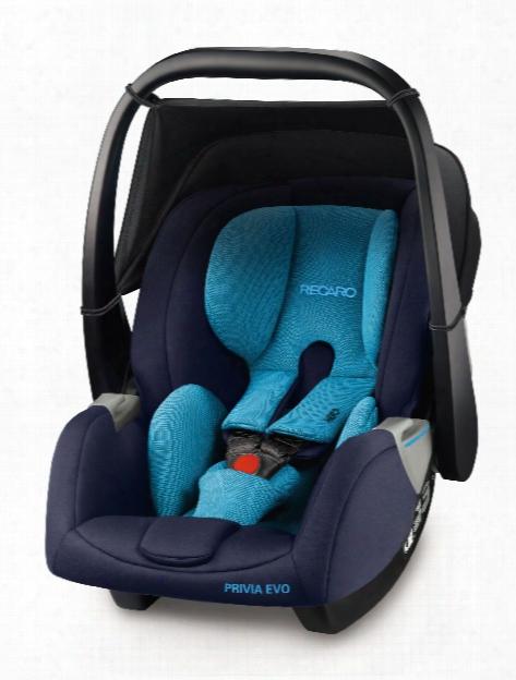 Recaro Infant Car Seat Privio Evo
