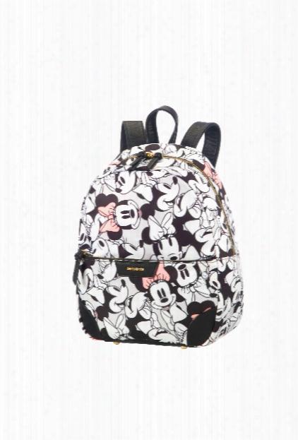 Samsonite Backpack Minnie Pastel