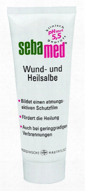 Sebamed Protective Healing Ointment, 50 Ml