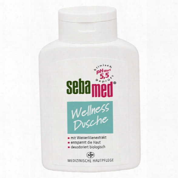 Sebamed Â�œwellness Showerâ�� Shower Gel