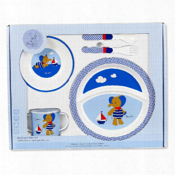 Sterntaler Childrens Crockery Set