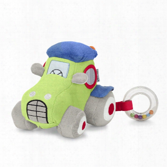 Sterntaler Multi-functional Toy Tractor Tom