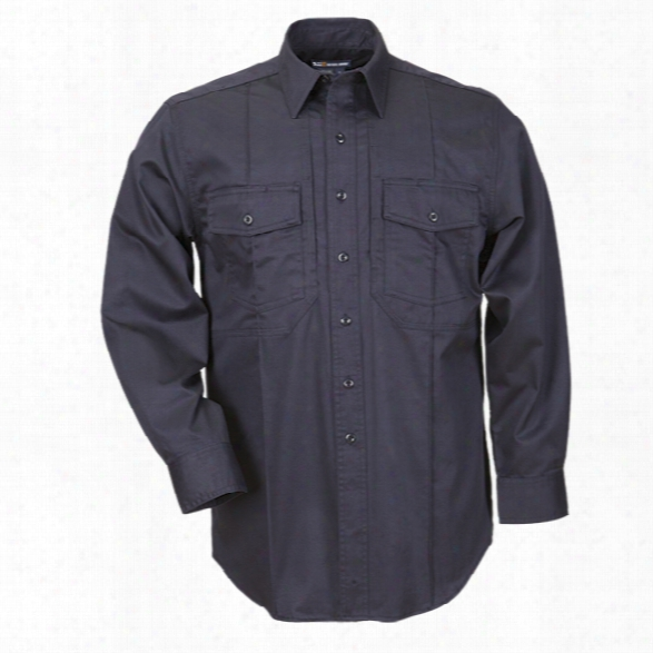 5.11 Tactical Class B Long Sleeve Station Shirt - Male - Excluded