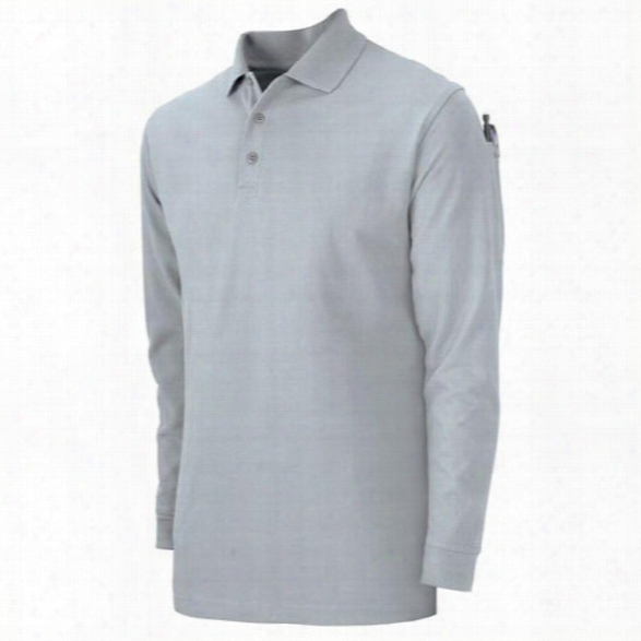 5.11 Tactical Professional Ls Polo, Black, 2xlt - Black - Male - Excluded