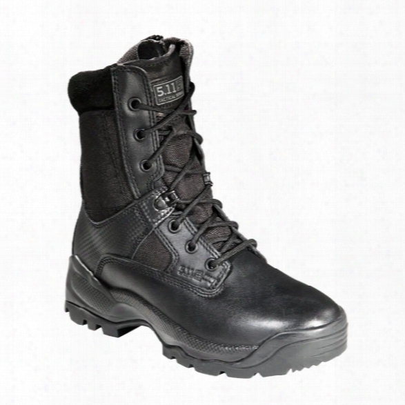 5.11 Tactical Women's Atac Storm Boots, Black, 10 - Metallic - Male - Excluded