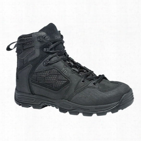5.11 Tactical Xprt 2.0 Tactical Urban Boot, Black, 10.5 Medium - Black - Male - Excluded
