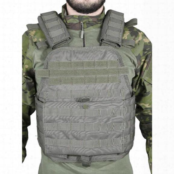 5ive Star Gear Bodyguard Plate Carrier, Ranger Green, Regular - Green - Male - Included