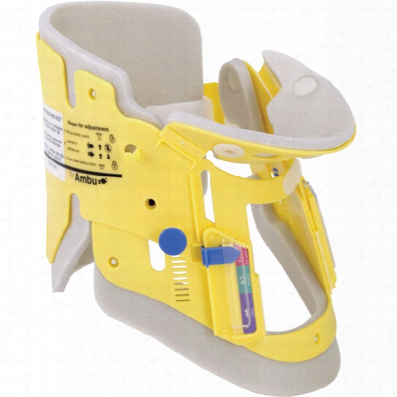 Ambu Perfit Ace Adjustable Extrication Collar, Adult - Male - Included
