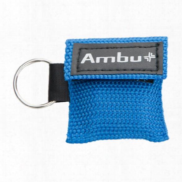 Ambu Res-cue Key With Ambu Logo, Blue - Blue - Male - Included