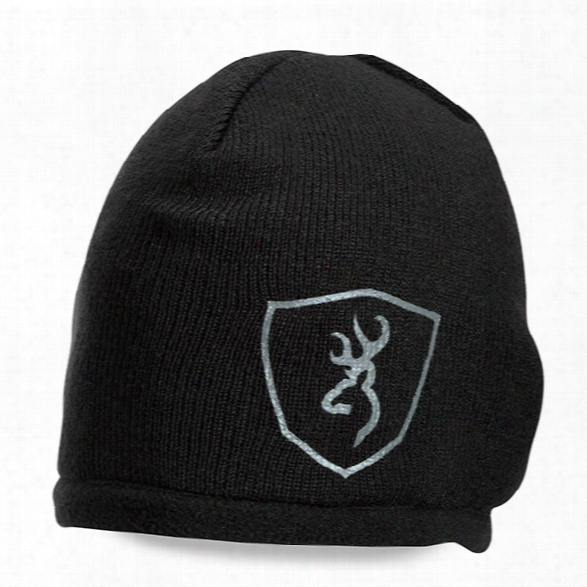 Browning Black Label Echo Tactical Beanie - Black - Male - Included
