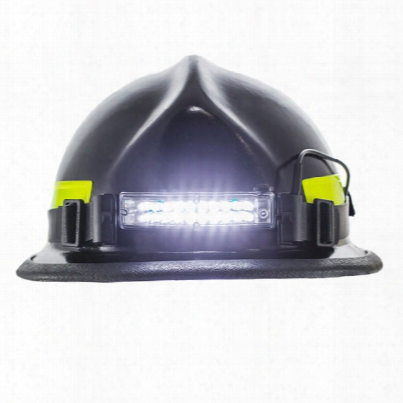 Foxfury Command 20 Fire Tilt Helmet Light - White - Male - Included