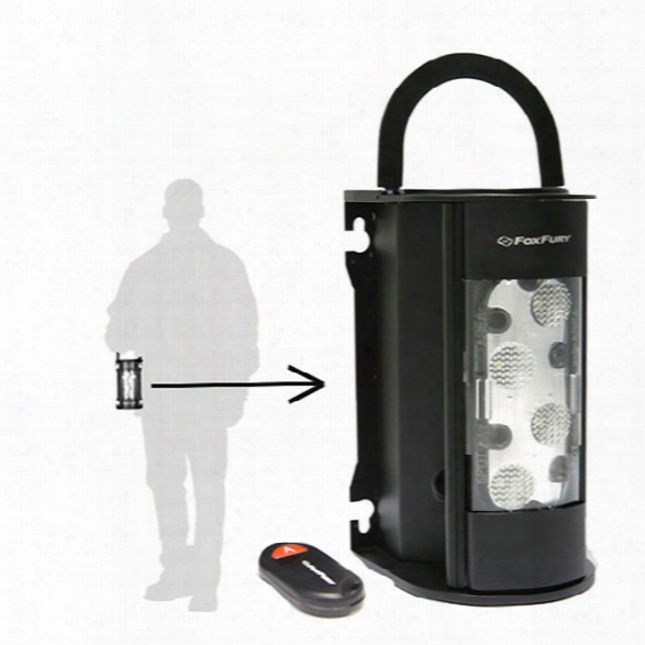 Foxfury Nomad® Now Scene Light W/ Single-unit Remote Activation - Green - Male - Included
