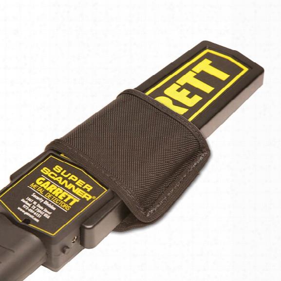 Garrett Belt Holder, Ballistic Weave, Super Scanner - Unisex - Included