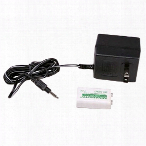 Garrett Superscanner 110v Rechargeable Battery Kit W/ Nimh Battery & Charger - Unisex - Included