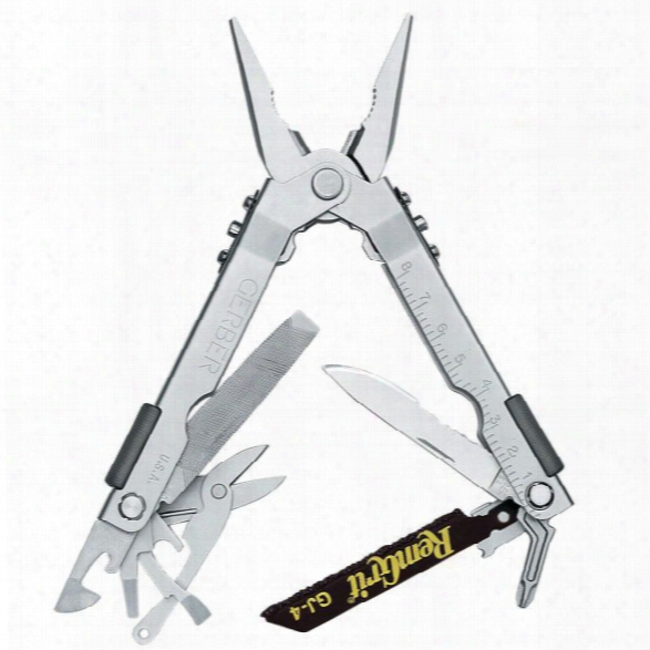 Gerber Pro Scout Multi-plier 600 Multi-tool, Needlenose - Unisex - Included