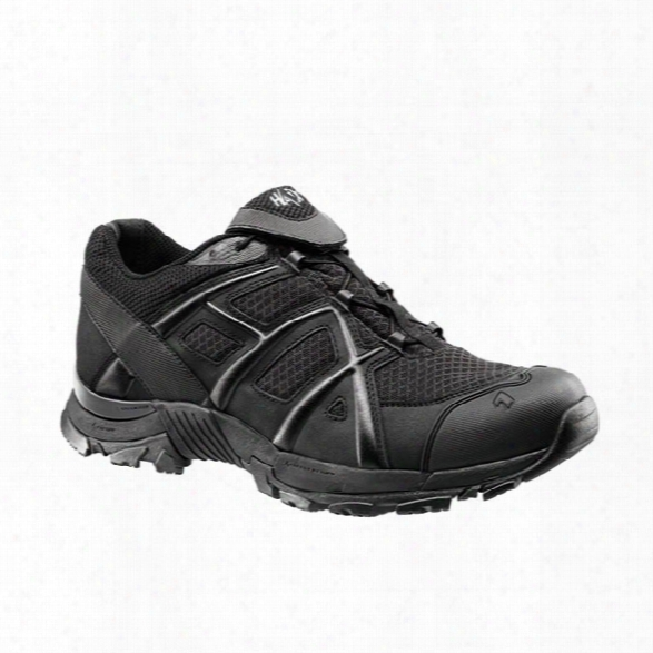 Haix Black Eagle Athletic 11 Low Shoes, Black, 7.5 - Black - Male - Included