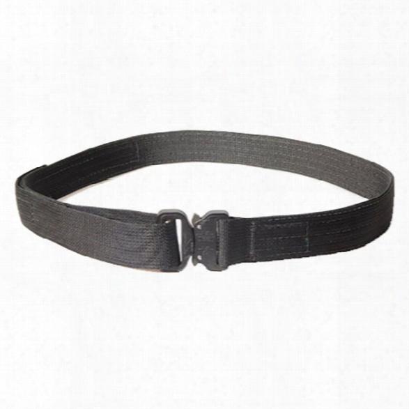 "High Speed Gear Cobra 1.5 Rigger Belt W/hook & Loop, Black, Small 28""-30"" - Black - Unisex - Included"