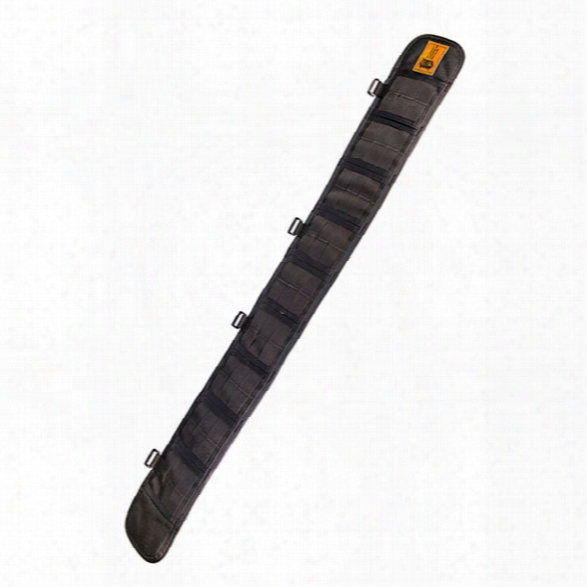 """High Speed Gear Sure Grip Padded Belt Slotted, Black, Small, 32"""" End-to-end - Black - Male - Included"""