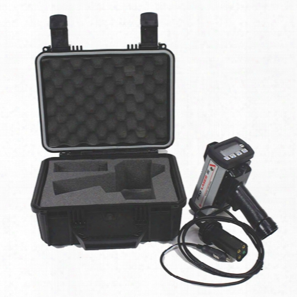 Kustom Signals Prolaser Iii Lidar W/ Power Cord & Hard Carry Case - Male - Excluded