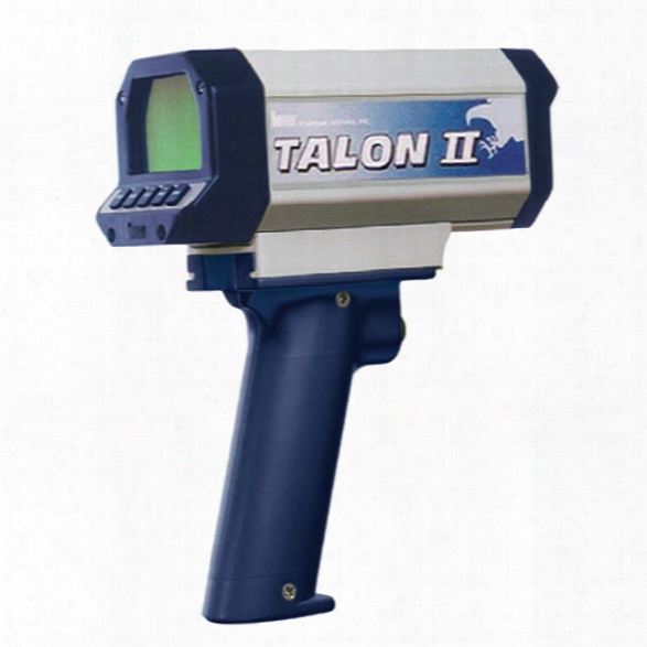 Kustom Signals Talon Ii Radar, Moving And Stationary Modes, Straight Corded Handle, Wireless Remote - Male - Excluded