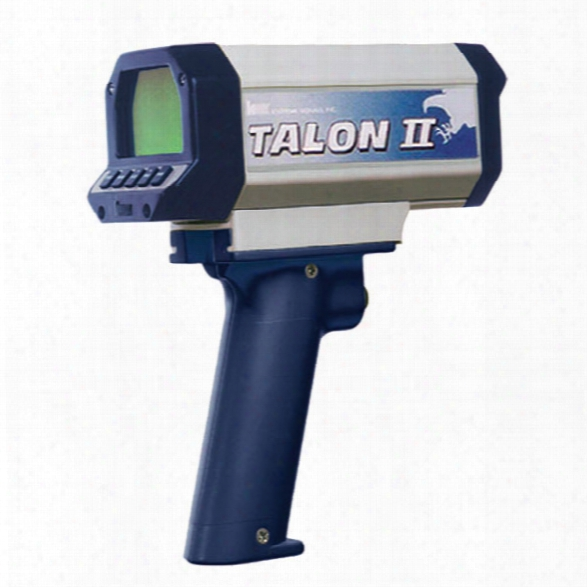 Kustom Signals Talon Ii Radar, Stationary Only, Straight Corded Removable Handle, No Mount - Male - Excluded