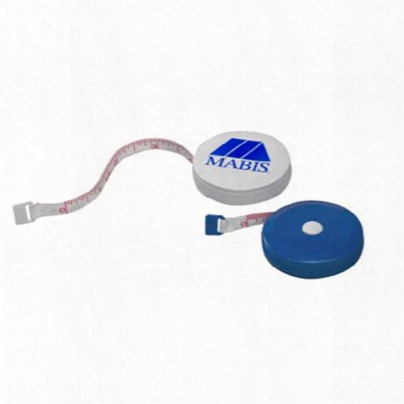 Mabis Tape Measure, White - White - Unisex - Included