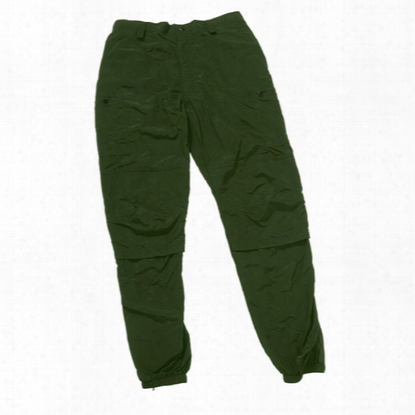 Mocean Bike Patrol Approach Pant, Sheriff Green, 2x Long - Black - Male - Included