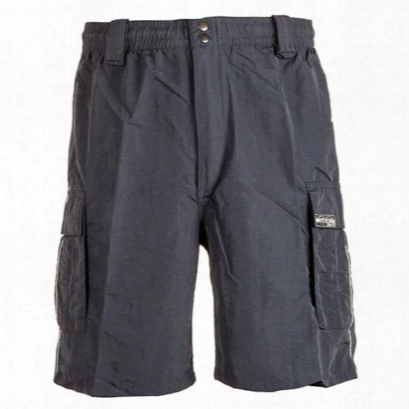 Mocean Tech Plain Short, Navy, 2x-large - Blue - Male - Included