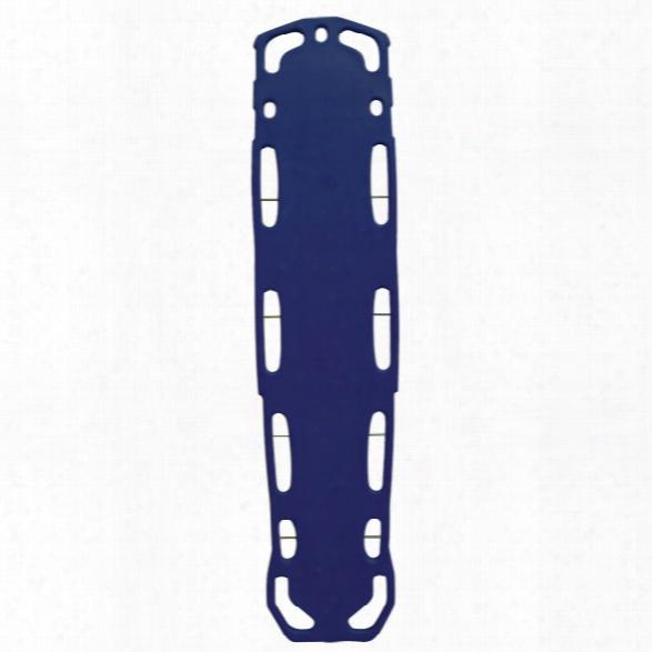 Morrison Medical Select Backboard W/pins, Each, Blue - Blue - Unisex -  Included