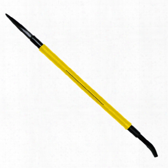 """Nupla Double Ended Pry Bars, 44"""" Yellow - Black - Unisex - Excluded"""