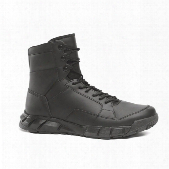 Oakley Light Assault Leather Boot, Black, 10 - Black - Male - Included