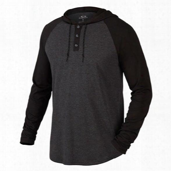 Oakley Saloon Knit, Jet Black Heather, 2x-large - Black - Male - Included