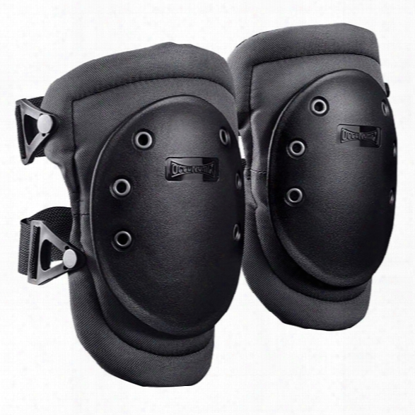 Occunomix Wide Knee Cap, Black - Black - Unisex - Included